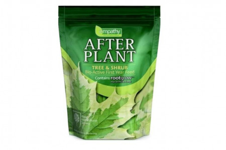 Afterplant for Trees and Shrubs