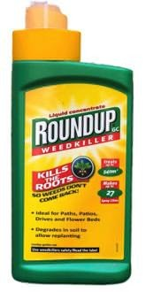 Roundup Systemic Weedkiller