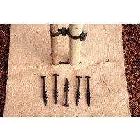 Tree Planting pack - mulch mat, pegs, stake and tie