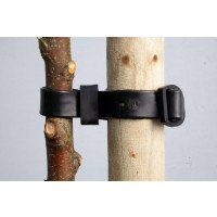 Buckle and Strap Tree Tie