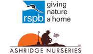 RSPB and Ashridge Nurseries join forces