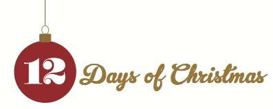 The 12 days logo