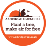 Ashridge Nurseries helps South West schools to plant trees for the Queen's Jubilee!