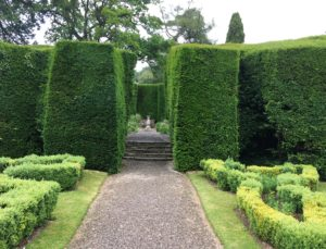 Formal gardens and your help and suggestions for their kitchen garden